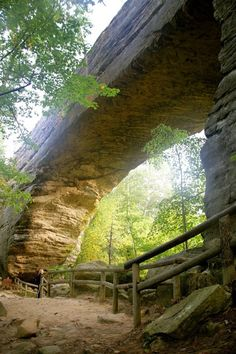 Natural Bridge State Park, Kentucky