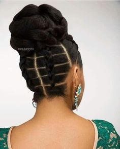 Latest Box Braids hairstyles Latest Box Hair Styles For Beautiful African Women, These are the most lovely box braids hairstyles you'. African Braids Hairstyles, Braided Hairstyles, Cute Hairstyles, Wedding Hairstyles, Beautiful Hairstyles, New Natural Hairstyles, Natural Hair Braids, Cabello Afro Natural, Curly Hair Styles