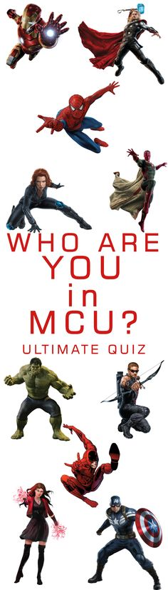 Ultimate quiz, created by true fan who knows the best, updated and added new characters. ENJOY!