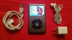 Discontinued Apple iPod Classic 7th Generation Black 120GB  #Apple