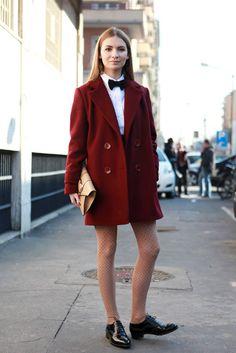 coat... #streetstyle #chic #ootd