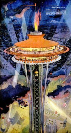 1962 ... Seattle World's Fair