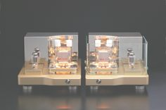 WAVAC Audio Lab. Single-ended Directly Heated Triode Power Amplifier SH-833