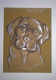 Pet my love di ArtisticaDesign su Etsy Pet Urns, Dog Illustration, Animal Drawings, Pet Portraits, Markers, Your Pet, Labrador, Moose Art, Pets