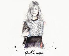 ilustraciones fashion - Buscar con Google