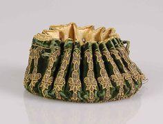 Gaming purse 17 century France