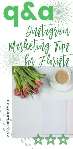 Having a hard time getting your small business Instagram account off the ground? You might find my complete guide helpful — getting your Instagram up and running, and then implementing a successful and simple strategy, for your small flower shop business > ukwordgirl.com | #floristry #floristideas #smallbusinesspromotion #Instagramforflorists Tips Instagram, Instagram Posts, Flower Shops, Florists, Small Flowers, Social Media Tips, Social Platform, Cool Websites, Shop Ideas