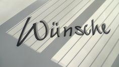 WÜNSCHE  ★  AKTIONSPREIS  ★  von PAULSBECK Buchstaben, Dekoration & Geschenke auf DaWanda.com