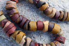 #Mookaite #Jasper #Natural #Stone #Beads by BeadyEyedBird on Etsy, $20.00