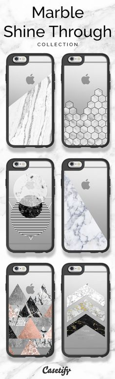 Top 6 Marble iPhone 6 protective phone cases | Click through to shop these iPhone phone case ideas >>> https://www.casetify.com/artworks/0J2Fqqqc2W | /casetify/