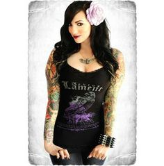 Raven's Lament Women's Lace Cami