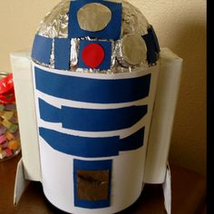r2d2 valentines day box