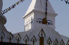 """:)"" by TravelPod blogger marco-2010 from the entry ""Retour à Katmandou :)"" on Friday, January 17, 2014 in Kathmandu, Nepal"