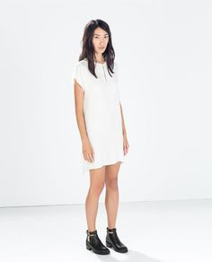 ZARA - COLLECTION AW14 - SHIFT DRESS. £59.99