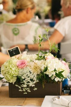 ev floral design | wine country wedding