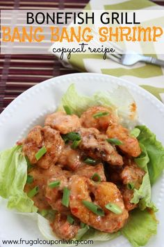 This Copycat Bonefish Bang Bang Shrimp Recipe offers just the right amount of spice and sweetness. A savory recipe that is easy to make!