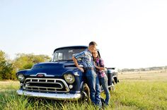 I have yet to grow out of thinkin' boys in old pickups are hotties!