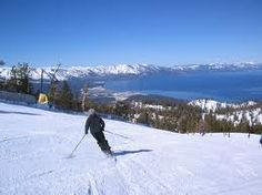 Early snow in Lake Tahoe has athletes hopeful for ski season - Marmot Vacation Rentals News Nevada California, Reno Nevada, California Vacation, Northern California, Valley California, Nevada Usa, Lake Tahoe Winter, South Lake Tahoe, Alpine Skiing