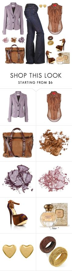 """""""Sans titre #8"""" by carolinesaracosa77 on Polyvore featuring mode, St.Emile, Z Spoke by Zac Posen, MuuBaa, Stila, Tocca, Jane Norman, R.J. Graziano et Citizens of Humanity"""