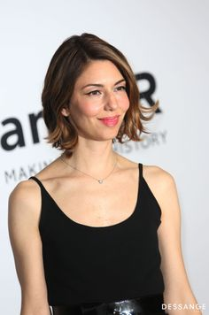 Amother picture of Sofia Coppola! She is just amazing Public Exposure, Cannes Film Festival 2014, Star Francaise, Palais Des Festivals, Sofia Coppola, Film Industry, Just Amazing, Cut And Color, Movie Stars