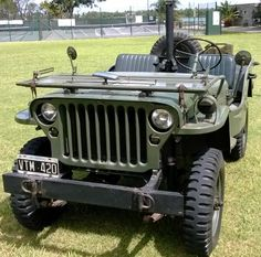 Willys GPW 1942, 100% de origen. http://www.arcar.org/willys-gpw-66602