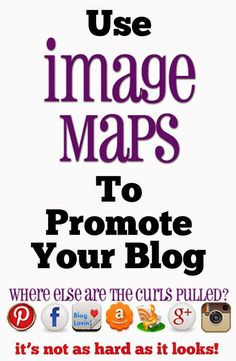 Make an Image Map for Your Social Networks - Pulling Curls