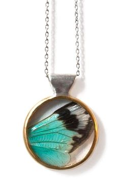 Cicada Wing Necklace ♥