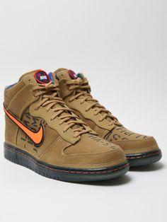 wholesale dealer 59cdb e4115 Nike Quickstrike Dunk High Premium Sneakers Fashion, Shoe Game, Designer  Shoes, Trainers,