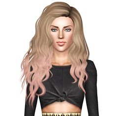 Nightcrawler 26 hairstyle retextured by July Kapo for Sims 3 - Sims Hairs - http://simshairs.com/nightcrawler-26-hairstyle-retextured-by-july-kapo/