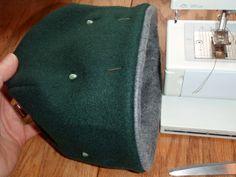 Fleece Hat - noelle o designs | noelle o designs - no pom-pom, nice for boys/men
