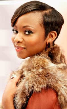 African American Hairstyles: Celebrity Photos: Naturi Naughton