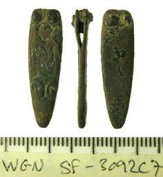SF-3092C7: Anglo-Saxon strap end