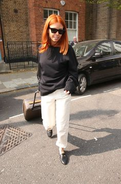Stacy Dooley, Conkers, Strictly Come Dancing, Copper Hair, Tv Presenters, Fall Looks, Hair Inspo, Daily Fashion, New Hair