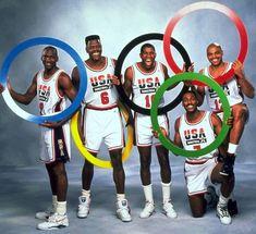 1049d47de039 100 Best Michael Jordan Photos. Olympic BasketballTeam Usa ...