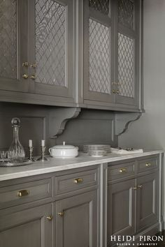 Heidi Piron Design and Cabinetry | Butler's Pantry | 6