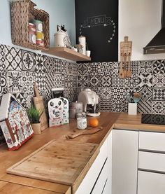 Decoration, Double Vanity, Sweet Home, Kitchen Cabinets, Inspiration, Home Decor, Houses, Apartments, Functional Kitchen