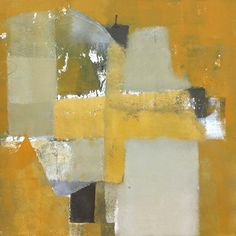 "Denise Marts """"SOLAR CONVERSATION""acrylic on canvas  2013, 36"" X 36"", mixed media on canvas"