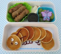 The Very Hungry Caterpillar, Breakfast For Lunch