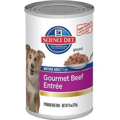 BESTSELLER! Hill`s Science Diet Mature Adult Gour... $13.99