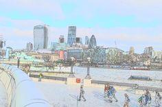 London - portrait n°1