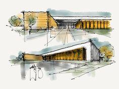 architectur sketch wallpaper hd - Google Search