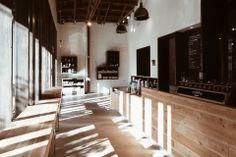 Stumptown Coffee Roasters | S. Santa Fe Cafe, Los Angeles, CA