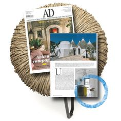 Featured on the Italian Edition of AD Architectural Digest with the stool DONUT by Mogg / Design by Alessandra Baldereschi  http://www.mogg.it/Prodotti/Seating/DONUT/  #mogg #moggdesign #donut #alessandrabaldereschi #stool #sgabello #interiordesign #italianfurniture #interior #design #italian #furniture #interiormagazine #magazine #architecturaldigest
