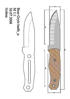 knife making metal Cool Knives, Knives And Tools, Knife Template, Knife Making Tools, Knife Patterns, Pdf Patterns, Trench Knife, Leather Craft Tools, Metal Welding