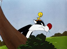 looney tunes fall chase scene - Google Search