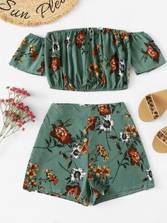 Anabella's - Modern Women's Fashion at Affordable Prices Cute Girl Outfits, Cute Summer Outfits, Cute Casual Outfits, Cute Outfits With Shorts, Girls Fashion Clothes, Teen Fashion Outfits, Outfits For Teens, Fashion Top, Fashion Women