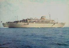 O paquete Infante Dom Henrique, da COMPANHIA COLONIAL DE NAVEGAÇÃO,  em serviço entre 1961 e 1974, transportava 1018 passageiros