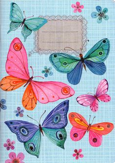 Notebook DIN A5 by Mila Marquis by MarquisWonderland on Etsy