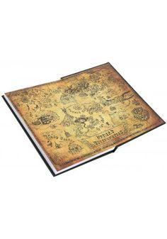 Hyrule - Notebook van The Legend of Zelda