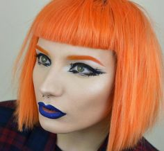 "Jeffree Star Cosmetics ""Blue Velvet"" lipstick."